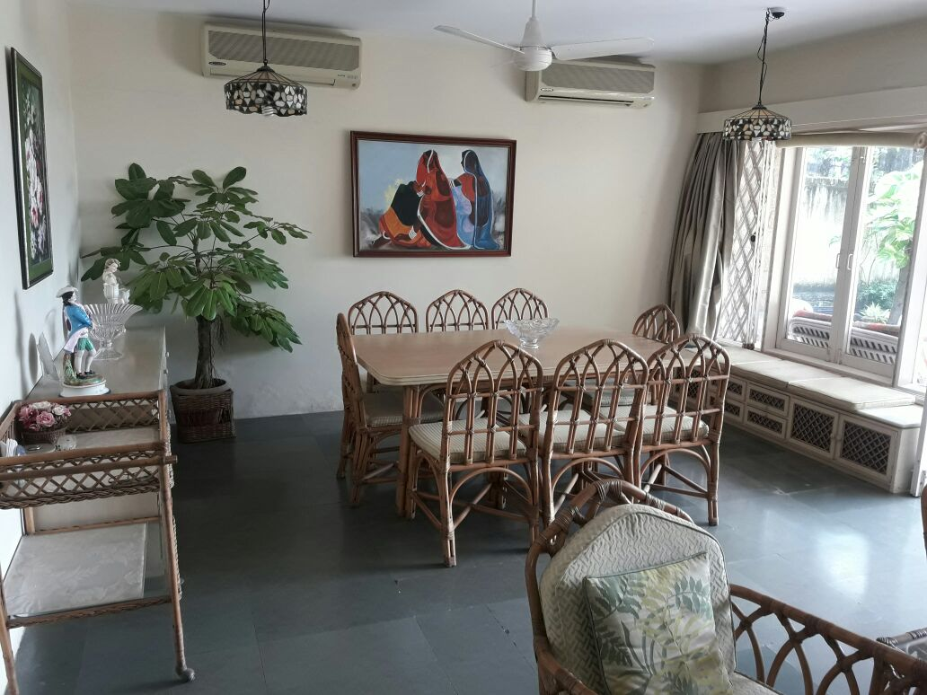 bungalows for hire in madh island